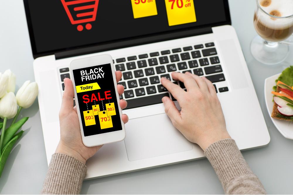Seguridad en tus compras on line durante el Black Friday