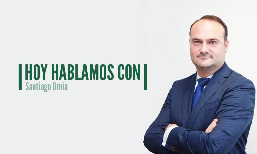 HOY HABLAMOS CON…Santiago Ornia, Gestor de Empresas de Caja Rural de Asturias en Oviedo, sobre financiación de impuestos y anticipo de subvenciones