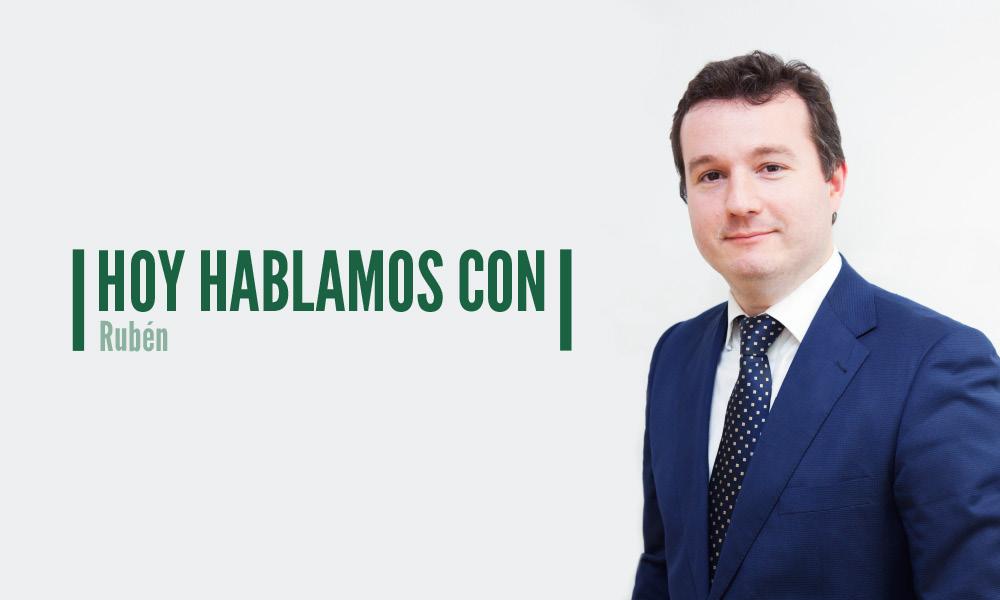 HOY HABLAMOS CON…Rubén González, Gestor de Empresas de Caja Rural de Asturias en Avilés, sobre financiación de exportaciones