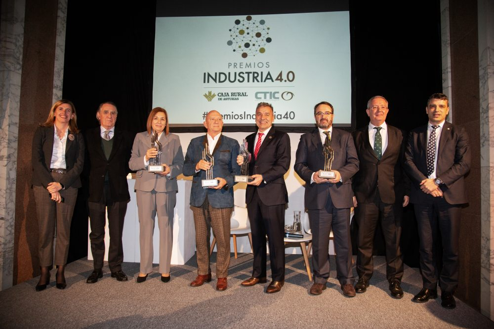 Abierta la convocatoria de la segunda edición de los Premios Industria 4.0