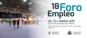 18 Foro Empleo de La Universidad de Oviedo @ Recinto Ferial Luis Adaro - Pabellón Central