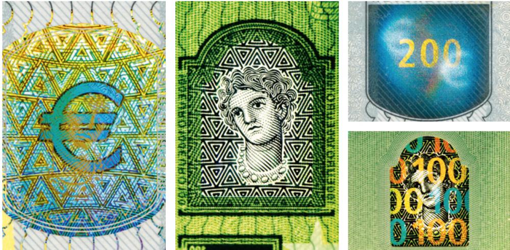 Estrenamos nuevos billetes de 100 y 200 euros