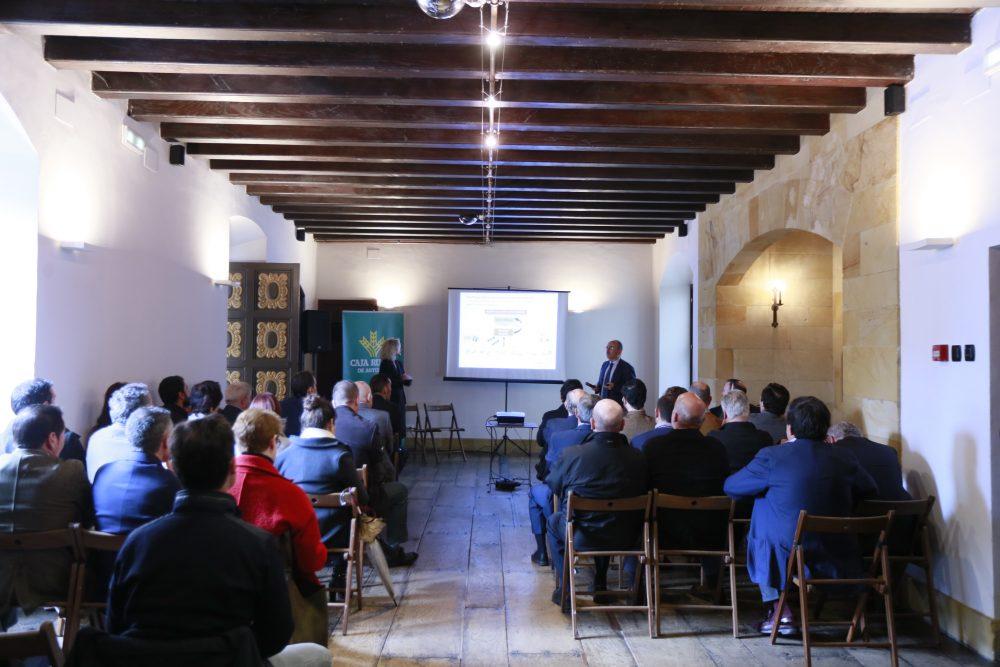 Desayuno sobre planificación patrimonial sucesoria en Oviedo