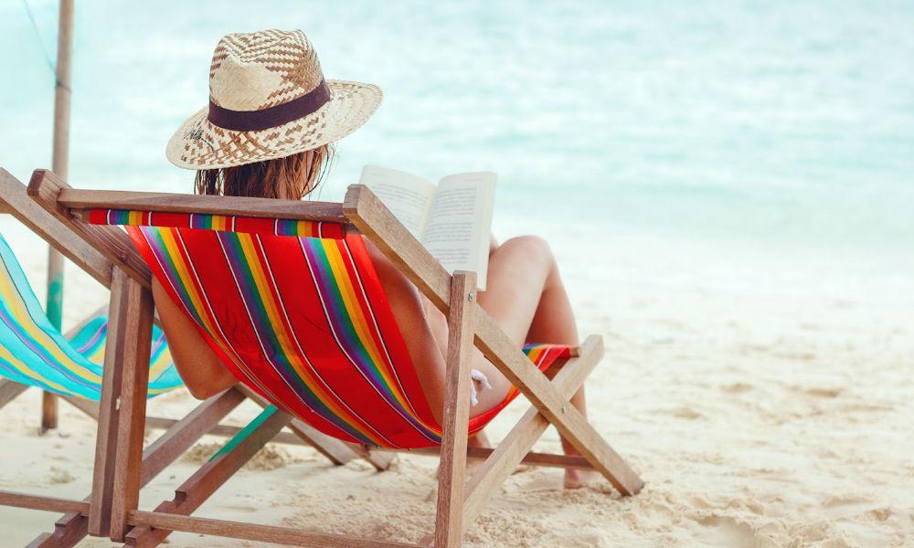 Desconecta del trabajo en vacaciones