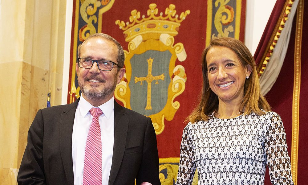 Alonso Cuervo y García-Linares reciben el Premio Ingeniero del Año en Asturias