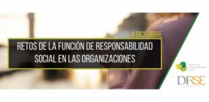 Jornada: Retos de la función de Responsabilidad Social en las organizaciones @ Edificio Histórico de la Universidad de Oviedo. Aula Severo Ochoa.