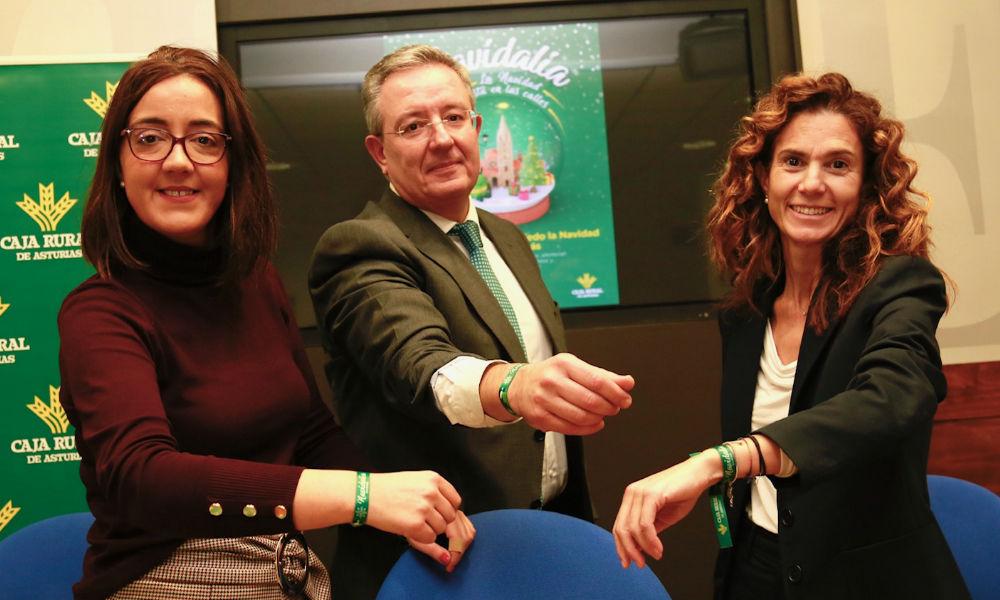 Más de 500 comercios de Oviedo se suman a Navidalia