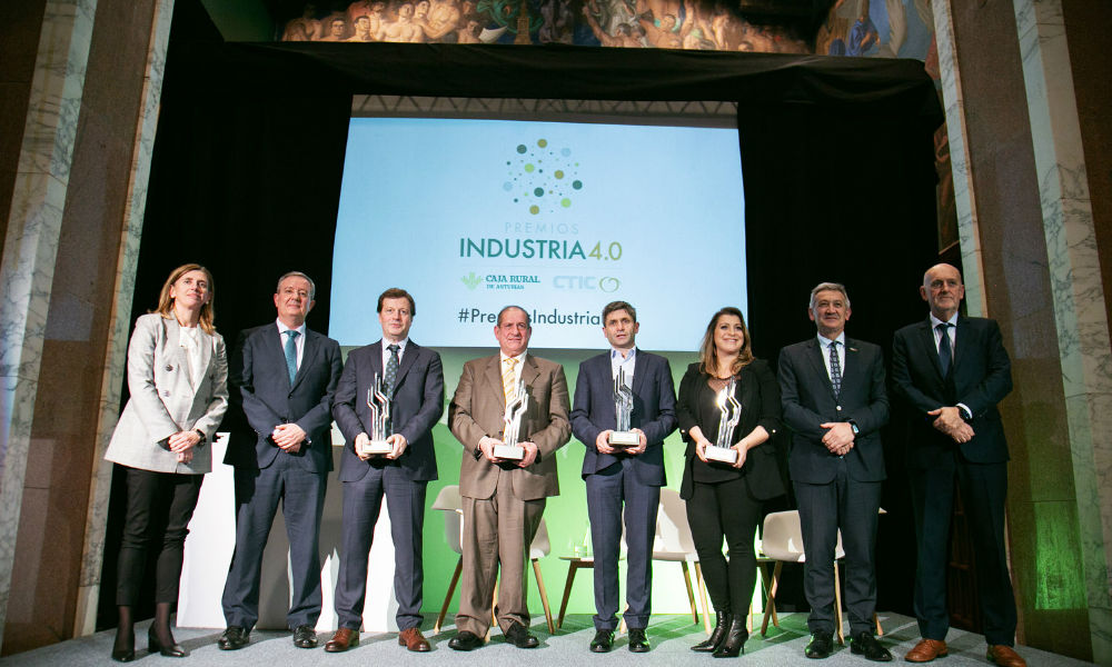 Ceremonia de Entrega de Premios Industria 4.0