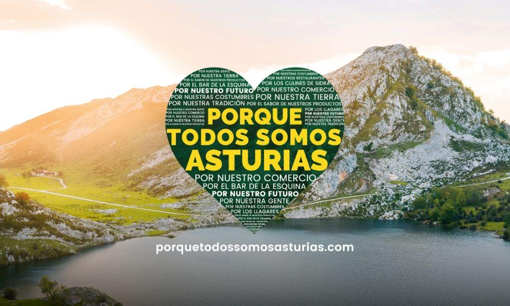 Caja Rural de Asturias lanza la campaña «Porque todos somos Asturias» en apoyo a los sectores de comercio, turismo y hostelería