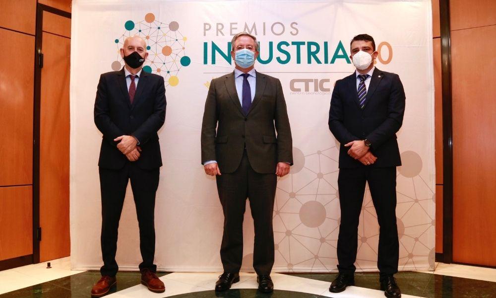 Olmar, Cafento, Maderas Siero y Apartamentos Rurales La Torre «Premios Industria 4.0»
