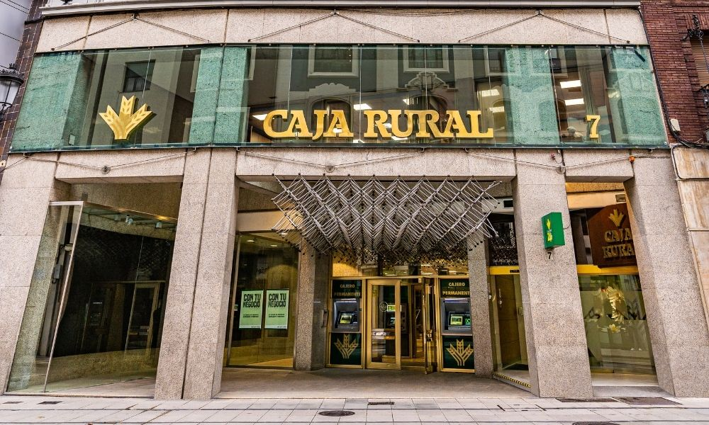 Caja Rural de Asturias gana 9,5 millones de euros en el primer trimestre