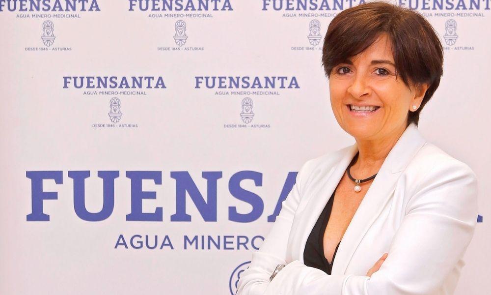 25 de mayo de 2021 Webinar «Crecer desde Asturias, innovación y tradición», con Esther Cueli de Aguas de Fuensanta
