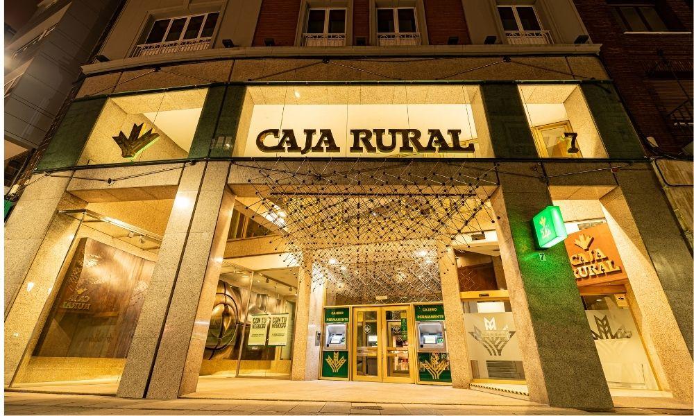 Caja Rural de Asturias gana 15,73 millones en el primer semestre, un 3,24% más