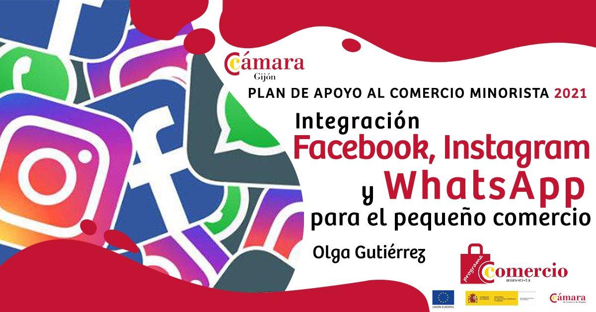 23 de septiembre de 2021 Como integrar Facebook, Instagram y Whatsapp para el pequeño comercio