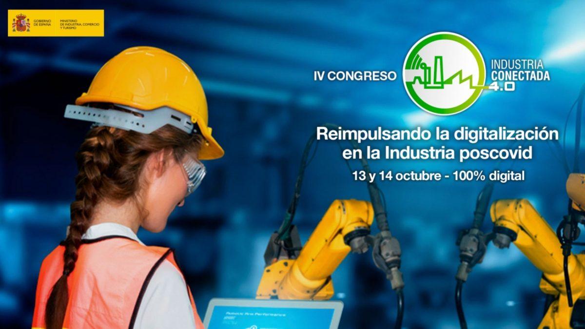 13 de octubre de 2021 IV Congreso Industria Conectada 4.0