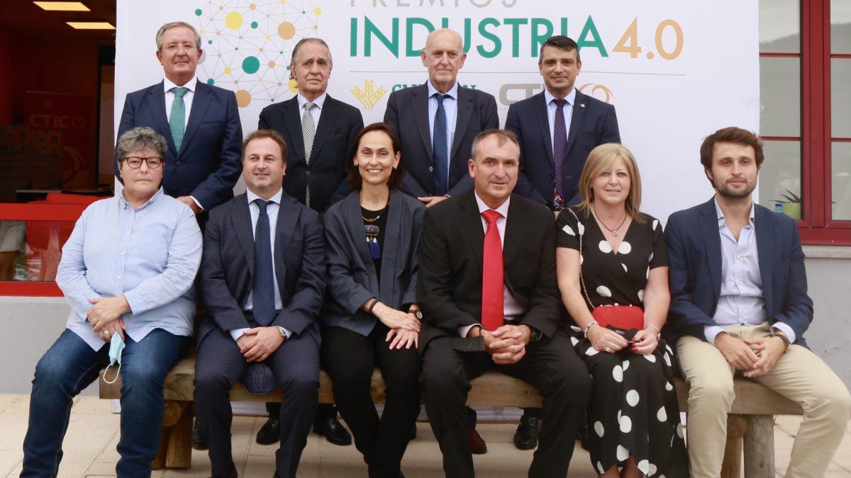 La fiesta de los Premios Industria 4.0