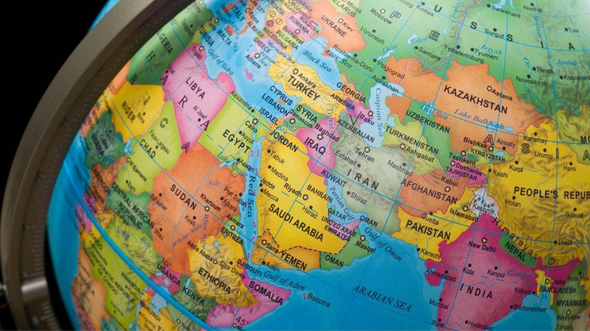 6 de octubre de 2021 Webinar: Situación y oportundades en los paises del Golfo