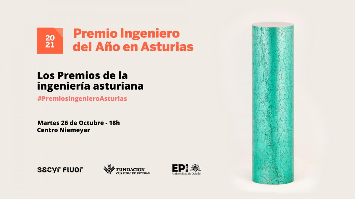 26 de octubre de 2021 Ceremonia Premio Ingeniero del Año 2021